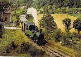 **  Lot De 3 Cartes **  TRAINS Train : Chemin De Fer Du VIVARAIS Ligne TOURNON LAMASTRE - CPM GF Zug Trenes Bahn Trein - Trains