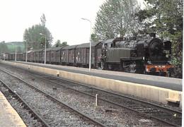 **  Lot De 5 Cartes **  TRAINS Train : Locomotive 141 TD - CPM GF - Zug Trenes Bahn Trein Treni Trenes Treni Trenes - Trains