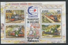 7220)  MiNr.: Block 15 Verkehrswesen - Unused Stamps