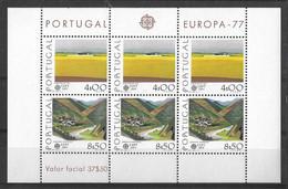 EUROPA CEPT PORTUGAL ( BF N° 20) NEUF** - 1977