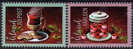 Aland - 2020 - Christmas - Mint Stamp Set - Aland