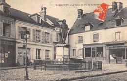Liancourt         60        La Statue Du Duc De La Rochefoucauld      (voir Scan) - Liancourt