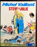 Michel Vaillant - Steve Et Julie - Série ELF - 1984 - TBE - Michel Vaillant