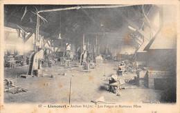 Liancourt         60      Ateliers  Bajac. Forges Et Marteaux- Pilon         (voir Scan) - Liancourt