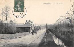 Liancourt         60        Avenue De La Gare     - 2 -.       (voir Scan) - Liancourt
