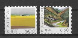 EUROPA CEPT PORTUGAL ( N° 1340/1341) NEUF** - 1977