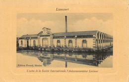 Liancourt         60      Usine De L'autocommutateur Lorimer     (voir Scan) - Liancourt