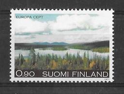 EUROPA CEPT FINLANDE( N° 773) NEUF** - 1977