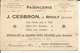 70 - Haute Saone - Boult - Faiencerie - Unclassified