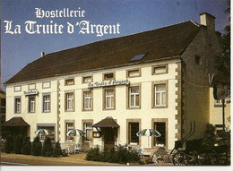 """ASSESSE - Hostellerie """" La Truite D'Argent """" 89, Chaussée De Marche - 5330 ASSESSE Tel. : (083) 655444. - Hotel Labels"""