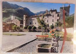 ISSOGNE, Il Castello - Valle D'Aosta # Cartolina Non Viaggiata - Zonder Classificatie