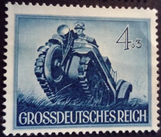 Allemagne Germany Deutschland 1944 Moto Chenille Yvert 792 (*) MNG - Ungebraucht