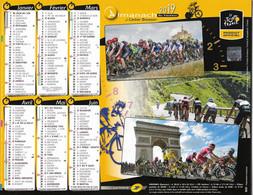 CALENDRIER 2019 TOUR DE FRANCE CYCLISME Velo - Formato Grande : 2001-...