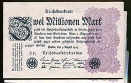 """Lot De 150 """" ZWEI MILLIONEN MARK """"  (1923) - 2 Millionen Mark"""
