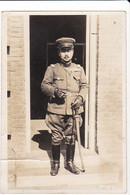 Old Photo Japan China Japanese Officier Sabre  Katana - Guerra, Militares