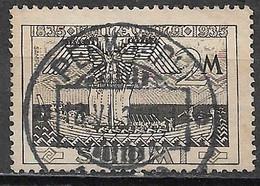 Finland 1935. Scott #208 (U) Goddess Louhi, As Eagle Seizing Magic Mill - Gebraucht