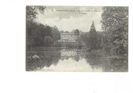 Cpa - 60 - LIANCOURT - Ecole De L'ïle De France - étang - N°21 Vandenhove - Liancourt