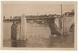 Chalon Sur Saone - Ww2 - Pont St Laurent Detruit - Chalon Sur Saone