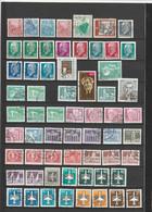"""VRAC ALLEMAGNE  ORIENTALE  """" DDR""""  - Oblitérés   - REF MS  3 - Lots & Kiloware (mixtures) - Max. 999 Stamps"""
