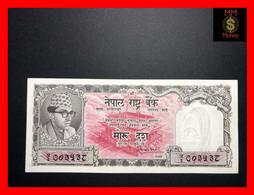 NEPAL 10 Mohru 1956  P. 10  Sig. 4  H. Shumsher   VF \ XF - Nepal