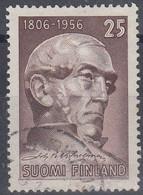 FINLANDIA 1956 Nº 438 USADO - Gebraucht