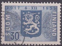 FINLANDIA 1957 Nº 467 USADO - Gebraucht