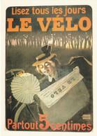 Carte Postale Moderne - Repro D'afficche - Cyclisme - Vélo - Journal Le Vélo - Ciclismo