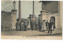 Chalon Sur Saone - La Feculerie - Chalon Sur Saone