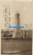 147370 MEXICO D.F BUCARELI STREET YEAR 1933 POSTAL POSTCARD - Mexique