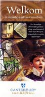 Welkom Bij Canterbury Cathedral (Folder) - Other