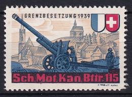 Artillerie 71/1 Ungestempelt/* - Viñetas