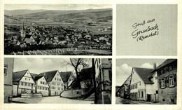 GRUß AUS GRUNBACH (REMSTAL). ALEMANIA GERMANY DEUTSCHLAND - Non Classificati