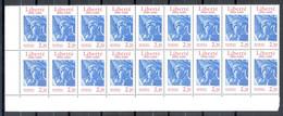 Neuf France Bloc De 18 - 1986 Y&T 2421 - Statue De La Liberté - New York -  Auguste BARTHOLDI -  (2) - Nuevos