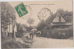 CPA Dept 62 ALQUINES Route Du Haut Loquin - Other Municipalities
