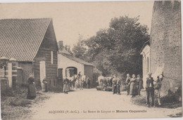 CPA Dept 62 ALQUINES Maison Coquerelle - Other Municipalities