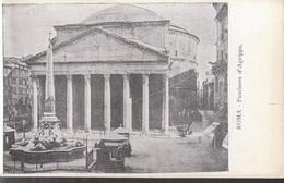 Roma - Pantheon D'Agrippa - Pantheon