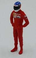 Figures F1 Driver - Michael Schumacher - Ferrari - 1996 - Red - Cartrix (1:43) - Figurines
