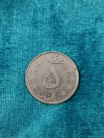 AFGHANISTAN 5 Afghanis 1978 (1357) KM995 - Afghanistan