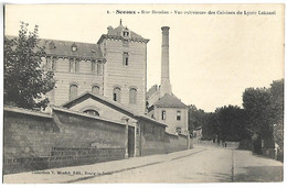 SCEAUX - Rue Houdan - Vue Extérieure Des Cuisines Du Lycée Lakanal - Sceaux
