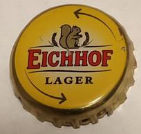 Suisse Capsule Bière Beer Crown Cap Eichhof Lager - Cerveza