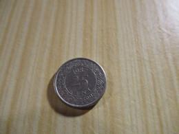 Suriname - 25 Cents 1987.N°1010. - Surinam 1975 - ...