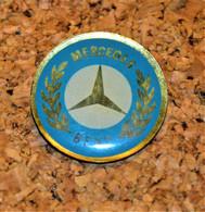 Rare Pin's  Mercedes - Mercedes