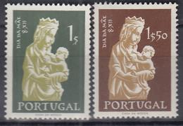 PORTUGAL 854-855, Postfrisch **, Muttertag, 1956 - Ongebruikt