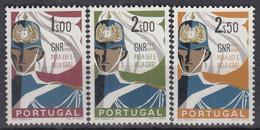 PORTUGAL 912-914, Postfrisch **, 50 Jahre Nationalgarde, 1962 - Ongebruikt