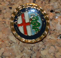 Rare Pin's Alpha Romeo - Alfa Romeo