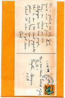 Ecuador Old Postcard Mailed - Ecuador
