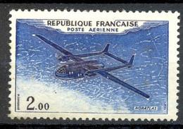 Timbre Neuf - 1960 Y&T PA 38 Mi 1279 - Prototypes. Noratlas - Poste Aérienne - (1) - Nuevos