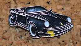 Rare Pin's Porsche Cabriolet - Porsche