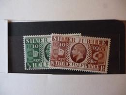 GREAT BRITAIN SG 453 & 55 (1935) MINT - Ohne Zuordnung