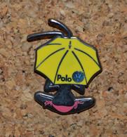 Rare Pin's Polo  Volkswagen - Volkswagen